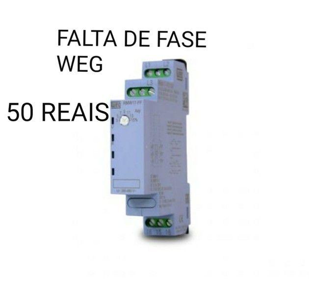 VENDO COMPONENTES DE AUTOMAÇÃO  NOVO WEG. - Foto 4