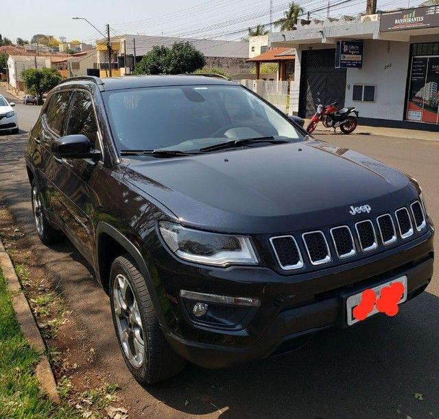 Jeep Compass Longitude 2.0 Diesel 4x4 2019