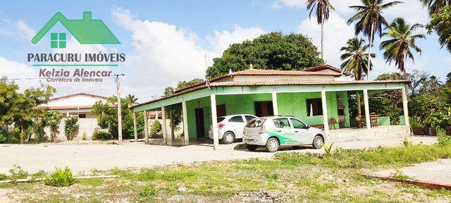 Agradável casa com área verde no São Pedro - Paracuru - Foto 4