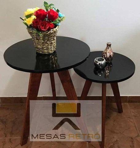 MESAS RETRÔ ARTESANAL - Foto 6