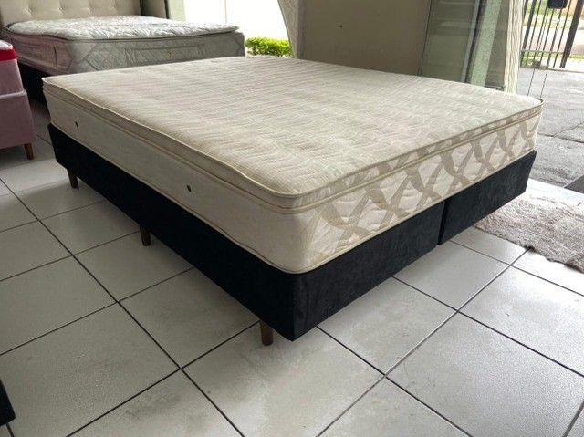 cama box queen size - Maxflex - entregamos - Foto 6