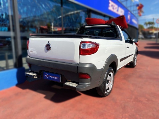 Fiat Strada Working 1.4 Cabine Simples 2018 - Foto 6