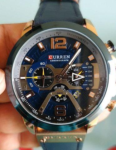 Relógio Curren Original à prova d'água  - Foto 5
