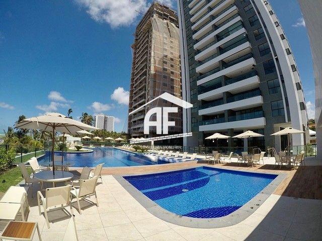 Apartamento Alto padrão com vista total para o mar - 4 quartos (2 suítes) - Foto 17