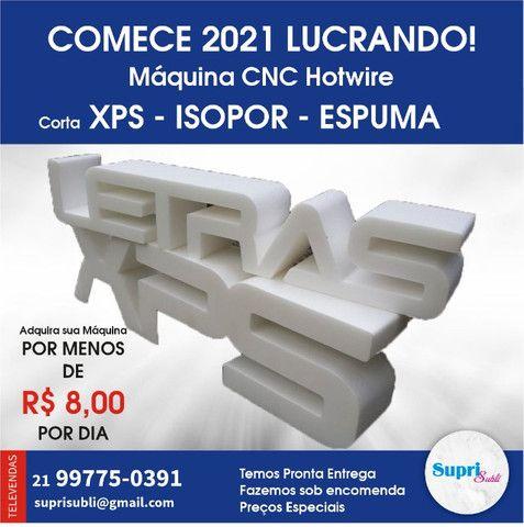 Fabrica de Letras Máquina cnc XPS Isopor Espuma