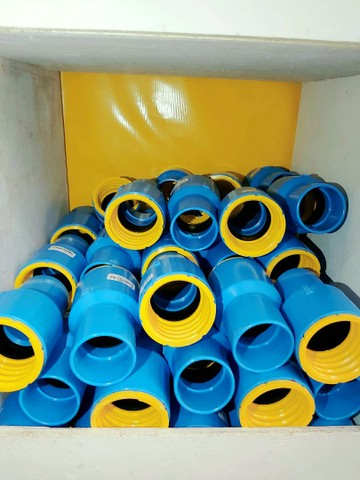 Tubos, conexões e materiais para irrigação. - Foto 4