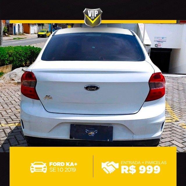 Ford Ka 2019 1.0 completo e vistoriado!!! - Foto 10