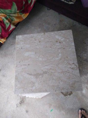 Mesa de mármore travertino - Foto 4