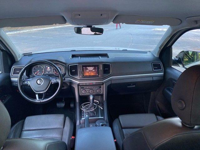 Vw Amarok Highline CD 3.0 V6 4x4 Diesel Automático - Foto 12