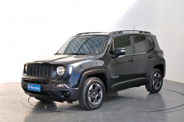 Jeep renegade 2019 1.8 16v flex sport 4p manual