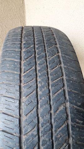 Pneus Bridgestone 265 65 aro 17 para caminhonetes