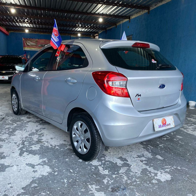 Ford Ka SE 1.5 Conpleto 2018. Bem Novinho - Foto 7