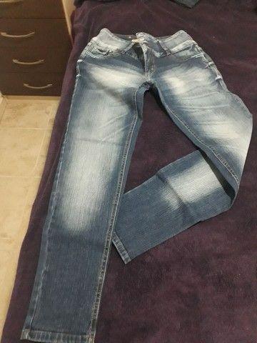 Calça jeans feminina  - Foto 5