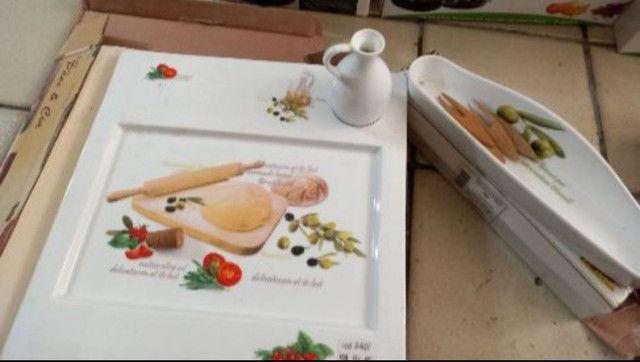 Peças p fondue e petiscos fone *  - Foto 2