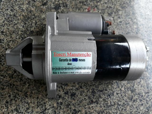 Vendo motor de partida HYSTER FT
