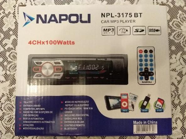 Som Napoli modelo NPL-3175 BT