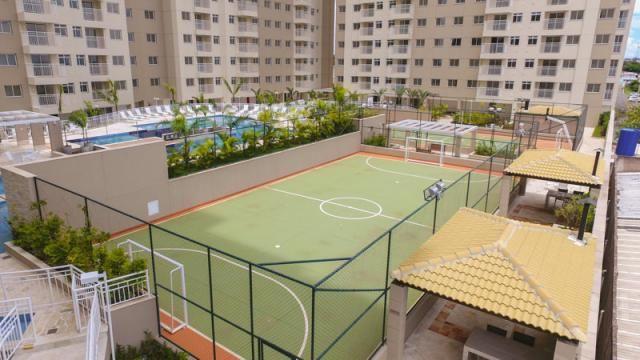 Apartamento 2 quartos, Quadra 55, Gama, Setor Central, Flex Gama Área De Lazer Completa Pi
