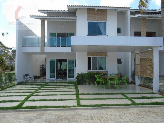 Casa em condominio com 4 suítes em Eusebio