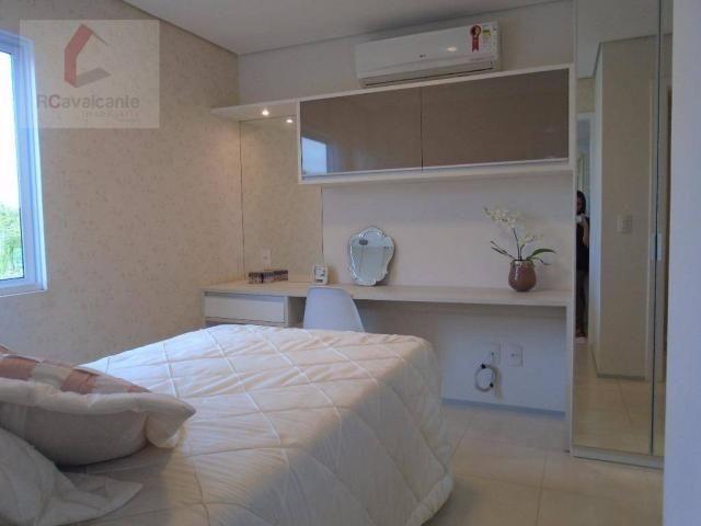 Casa duplex em condominio fechado, Eusébio. - Foto 16