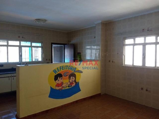 Casa com 3 dormitórios para alugar, 450 m² por r$ 6.000,00/mês - vila augusta - guarulhos/ - Foto 10