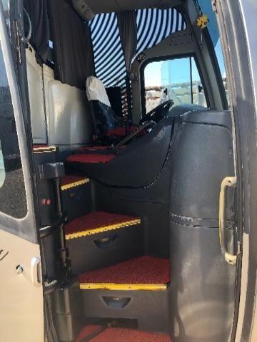Ônibus Rodoviário VW 17230 EOD 09/09 - motor dianteiro