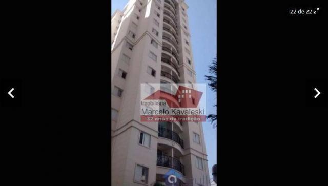 Apartamento com 2 dormitórios para alugar, 55 m² por r$ 1.900,00/mês - ipiranga - são paul - Foto 2