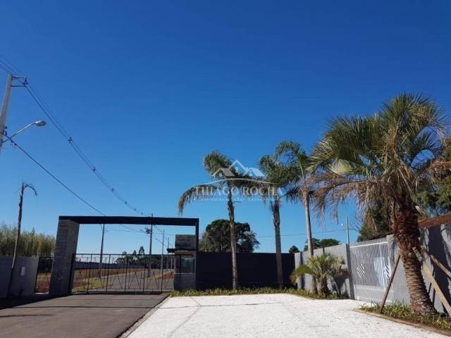 Terreno em condomínio fechado, 125m² exclusivos, área verde, a partir de r$105 mil reais - Foto 13