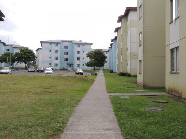 Apartamento 2 quartos, salão de festas e portaria 24h- colônia rio grande - Foto 2