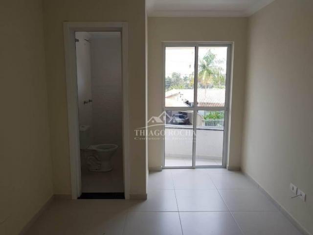 Apartamento 2 quartos, sendo 1 suíte, sacada com churrasqueira, ótima localização- são ped - Foto 10