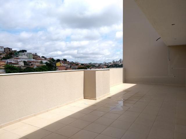 Cobertura à venda, 2 quartos, 2 vagas, havaí - belo horizonte/mg - Foto 15