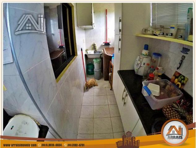 Vendo apartamento 3 quartos no bairro Jacarecanga - Foto 10