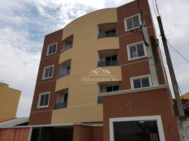 Apartamento 2 quartos, sendo 1 suíte, sacada com churrasqueira, ótima localização- são ped - Foto 2
