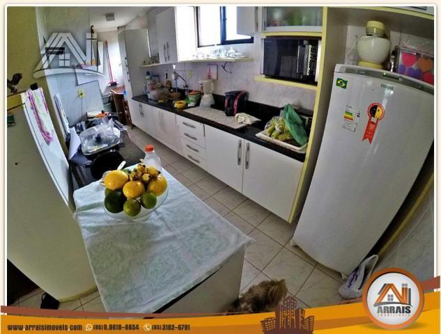Vendo apartamento 3 quartos no bairro Jacarecanga - Foto 9