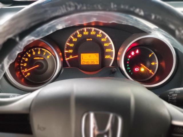Fit lx 1.4 automático c/ apenas 46 mil km - Foto 2