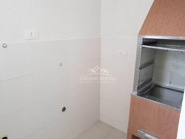 Apartamento 2 quartos, sendo 1 suíte, sacada com churrasqueira, ótima localização- são ped - Foto 6