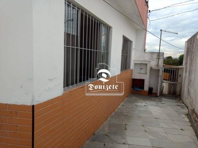 Terreno à venda, 261 m² por r$ 450.000 - jardim do estádio - santo andré/sp - Foto 3