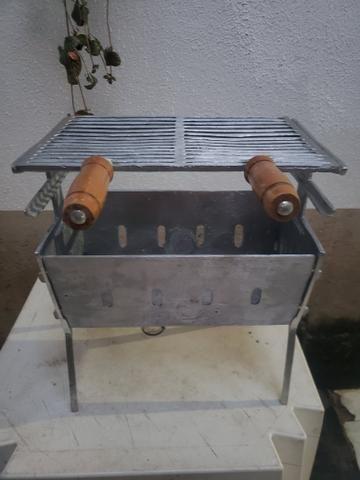 Churrasqueiras de alumínio só HOJE - Foto 2