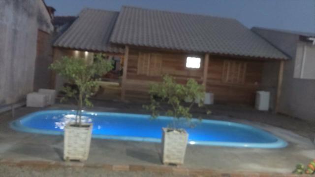 Casa temporada Arambare com piscina