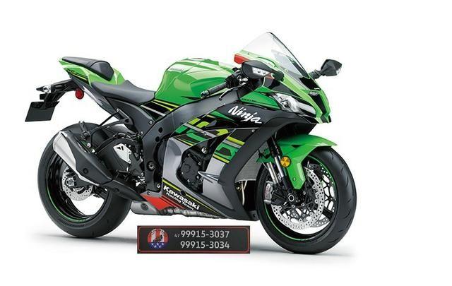 Kawasaki Ninja Zx-10r Krt ABS 2020