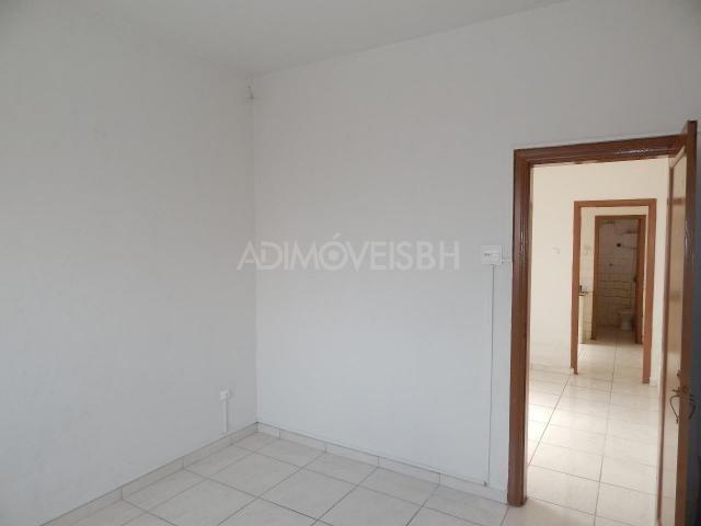 Barracão para aluguel, 1 quarto, caiçaras - belo horizonte/mg - Foto 10