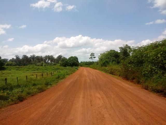 Vendo 106 hectares em santa rita