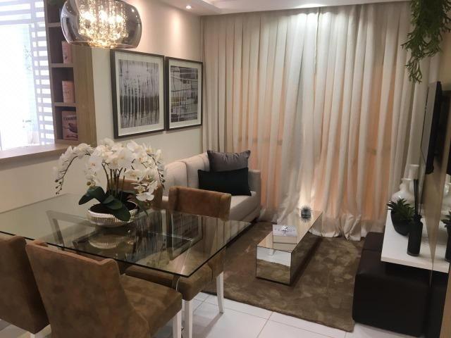 O Maior e Melhor Apartamento da Região - 2 e 3 Quartos, Suíte, Elevador e Jardim - Foto 17