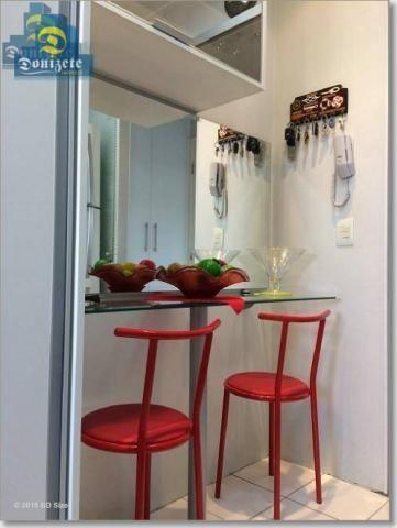 Apartamento com 3 dormitórios à venda, 89 m² por r$ 590.000,10 - cerâmica - são caetano do - Foto 7
