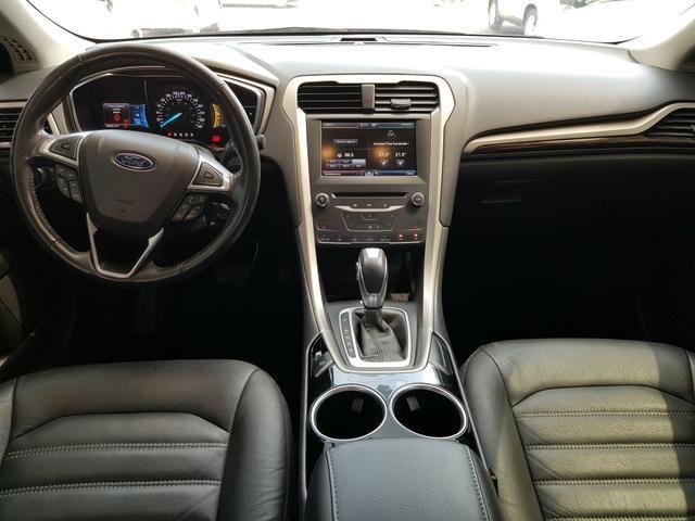 Ford fusion se motor 2.5 aut 13/13 unico dono com 66.092 km rodados - Foto 8