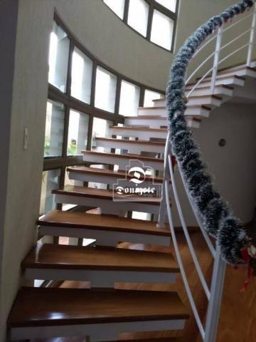 Sobrado com 4 dormitórios à venda, 427 m² por r$ 1.690.000,01 - campestre - santo andré/sp - Foto 17