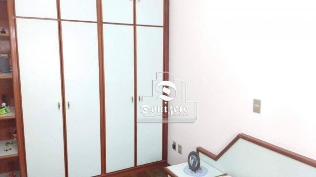 Sobrado à venda, 340 m² por r$ 1.100.000,00 - santa maria - santo andré/sp - Foto 14