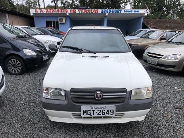 Fiat Uno Mille 2p Básico