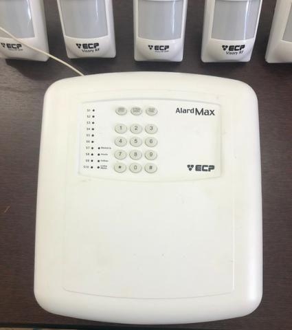 Kit Alarme Alard Max 10 (Completo) - Foto 2