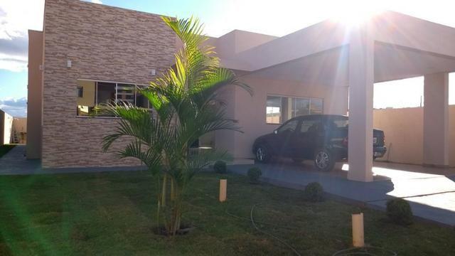 Samuel Pereira oferece: Casa Alto da Boa Vista Nova Moderna Escriturado 3 Suites Armários - Foto 2