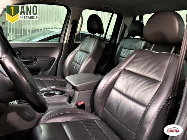 Vw - Volkswagen Amarok 4x4 Highline Garantia de 1 Ano* - Leia o Anuncio! - Foto 7
